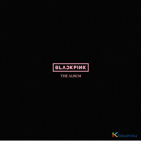 [BLACKPINK ITALIA] [Ktown4u Event] BLACKPINK - Full Album Vol.1 [THE ALBUM] (Ver.1)