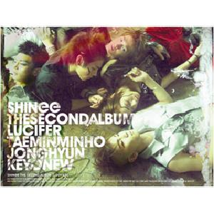 SHINee - Vol.2 : LUCIFER (A ver.)