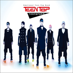 TEEN TOP - Single Album Vol.2 [Transform]