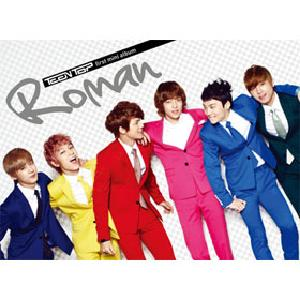 TEEN TOP - Mini Album Vol.1 [Roman] (+44p Photobook)