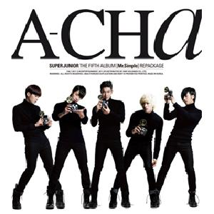 Super Junior - Vol.5 Repackage [A-Cha] (Digipack)