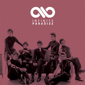 Infinite - Vol.1 Repackage [Paradise] (LP Limited Edition)