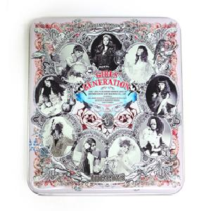 Girls` Generation - Vol.3 [The Boys](Tin Case + Postcard 10p + Booklet)