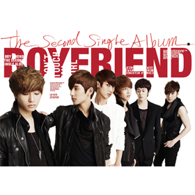 Boyfriend - Single Album Vol.2 [Don`t Touch My Girl] (+60p Photobook)