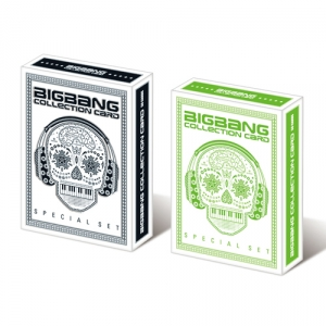 [YG Official MD] Big Bang : Star Collection Card Set  Special Edition