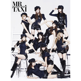 Girls` Generation - Vol.3 [Mr. Taxi Ver] (Postcard 12p + Photocard 1p)