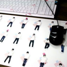 [B1A4 Official MD Goods] B1A4 - Let`s Fly Desk Mat