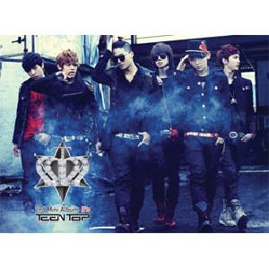 TEEN TOP - Mini Album Vol.2 [It`s]