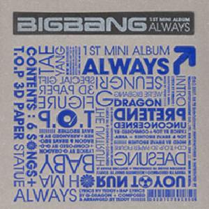 Big Bang - Mini Album Vol.1 [Always]