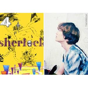 SHINee - Mini Album Vol.4 [Sherlock](ONEW Cover) +1p Photo Card (only DVDHeaven.com)