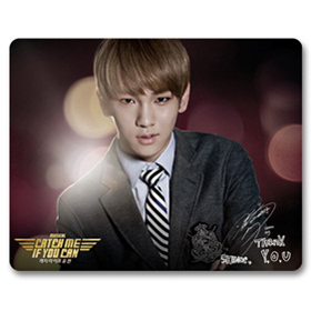 Catch Me If You Can Official Goods_Mouse Pad (Key)