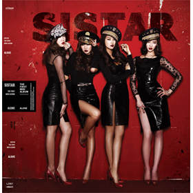 SISTAR - Mini Album Vol.1 [Alone] (Special Edition)
