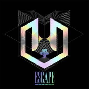 Kim Hyung Joon - Solo Album Vol.2 [Escape] (CD+DVD) Package Type2