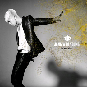 2PM : Jang Woo Young - Mini Album [23, Male, Single] (Gold Edition)
