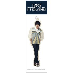 [FNC Official MD Goods] FTISLAND - Phone Strap (Jong Hoon)
