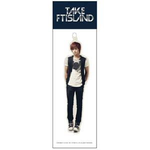 [FNC Official MD Goods] FTISLAND - Phone Strap (Jae Jin)