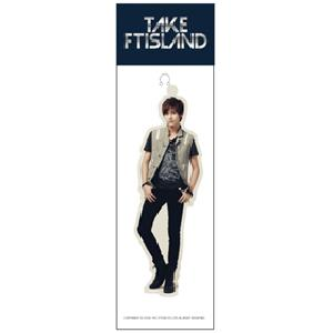 [FNC Official MD Goods] FTISLAND - Phone Strap (Seung Hyun)