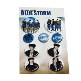 [FNC Official MD Goods] CNBLUE - Pin Button Set
