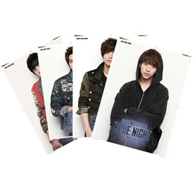 CNBLUE - Poster Set [BLUE NIGHT]