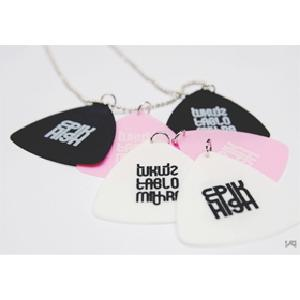 [YG Official MD] Epik High 2012 99 pick necklace