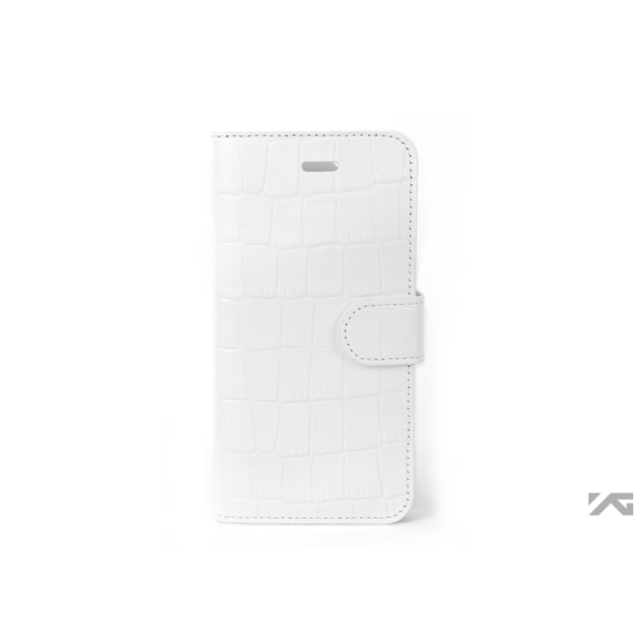 [YG Official MD] G-Dragon One Of A Kind Wallet Phone Case (iphone 5_White)