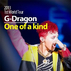 G-Dragon T-shirts (Black_M)