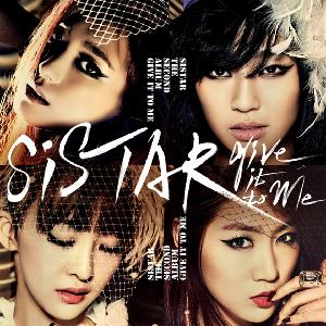 SISTAR - Vol.2 [Give It To Me] (+92p Photobook)