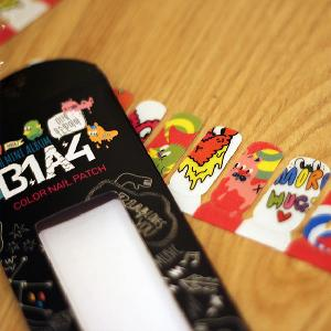 [B1A4 Official MD Goods] B1A4 - Nail Sticker