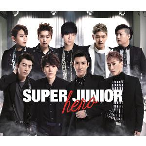 Super Junior - Japan Album Vol.1 [Hero] (2CD+1DVD)