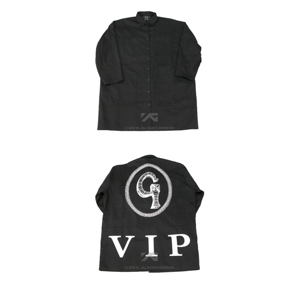 [YG Official MD] G-Dragon One Of A Kind The Final VIP Jacket (Free Size) [Limited Edition]