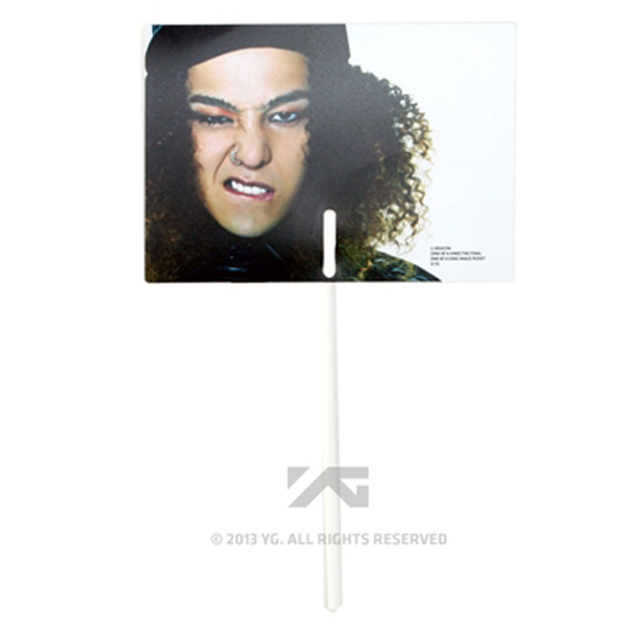 [YG Official MD] G-Dragon One Of A Kind The Final Image Picket (ver.2)