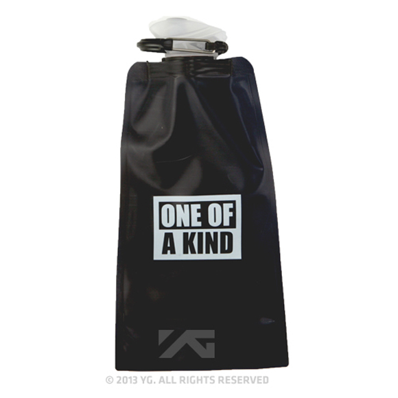 [YG Official MD] G-Dragon  One Of A Kind The Final Vapur Water Bottle