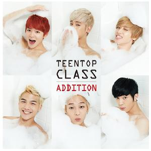 TEEN TOP-Mini Album Vol.4 Repackage [TEEN TOP CLASS ADDITION] [+Booklet+Photocard(1p)]