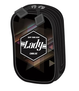 [FNC Japan Official MD Goods] CNBLUE Zeep Tour [Lady] - Mobile Poach