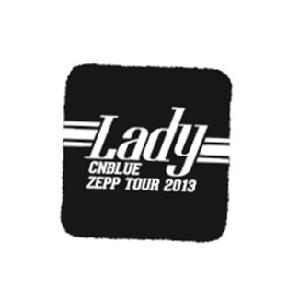 [[FNC Japan Official MD Goods] CNBLUE Zeep Tour [Lady] - wrist band