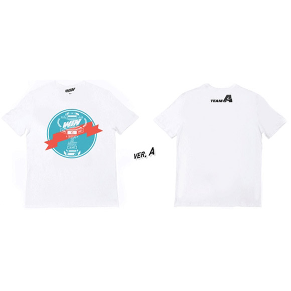 [YG Official MD] WIN WHO IS  NEXT  T-SHIRTS A ver. (M)