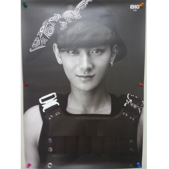 [SMTOWN WEEK LIMITED EDITION] EXO - Poster A (Tao)