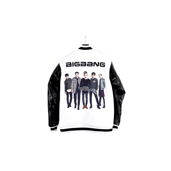 [YG Official MD] BIGBANG +a Image Jumper (M) (Limited Edition)