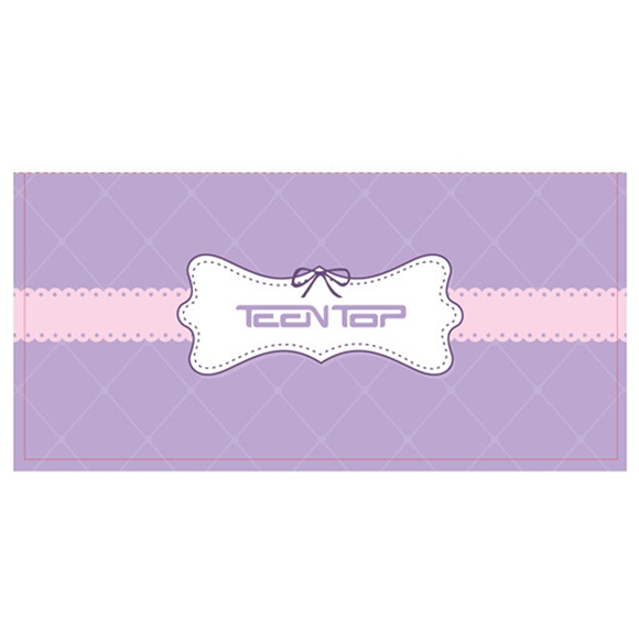 [ Concert Official Goods] TEEN TOP - Official Post-it Set