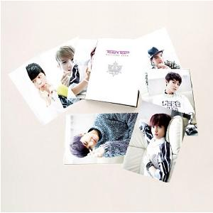 [ Concert Official Goods] TEEN TOP - Official Postcard Book