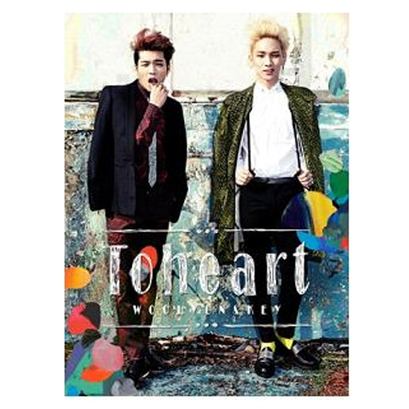 Toheart (Infinite: Woohyun & SHINee: Key) - Mini Album