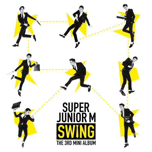 Super Junior M - Mini Album Vol.3 [Swing]
