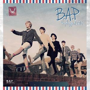 B.A.P - Single Album Vol.4 [B.A.P Unplugged ( + Booklet + Photocard 1p)