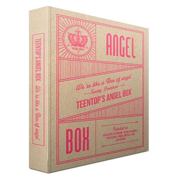 [DVD] TEEN TOP - TEEN TOP Angel Box