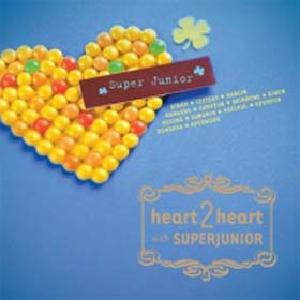 Heart 2 Heart with Super Junior (with picture & message of SJ)