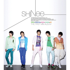 SHINee - Mini Album Vol.1 [Replay] [+Mini Photo Book(40p)]