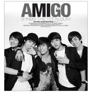 SHINee - Vol.1 Repackage [Amigo]