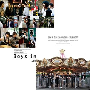 [PhotoBook] SUPER JUNIOR - [BOYS IN CITY SEASON 2 Tokyo] Set (Photo Book with DVD)