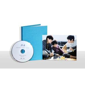 JYJ 3hree voicesⅡ Photo Book + DVD (Code All)
