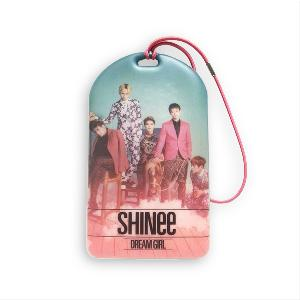 [SM Official Goods] SHINee : Name Tag (Square)